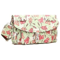 ゲス バッグ GUESS FF648518 KINGSLEY KINGSLEY SHOUDLER BAG ショルダーバッグ FLORAL MULTI