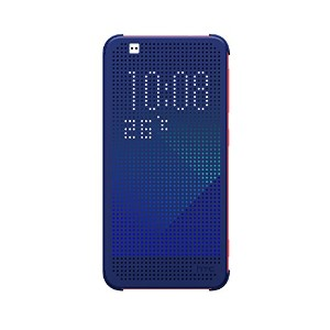 HTC Desire Eye Dot View Case コバルトブルー HC M160BR