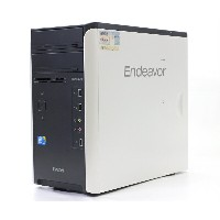 EPSON Endeavor MR6500 Core i5-750 2.66GHz 4GB 250GB RadeonHD4650 BD-ROM Windows7Pro64bit 【中古】...