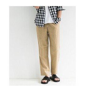 DOORS Linen Easy Trousers【アーバンリサーチ/URBAN RESEARCH その他(パンツ)】