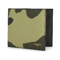 ジバンシー givenchy メンズ アクセサリー 財布【camouflage textured leather billfold wallet】Multi