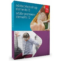 Adobe Photoshop Elements 13 & Premiere Elements 13 for Mac and Windows [並行輸入品]