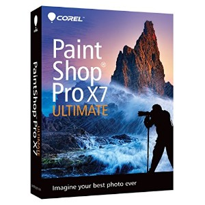 Corel PaintShop Pro X7 Ultimate [並行輸入品]
