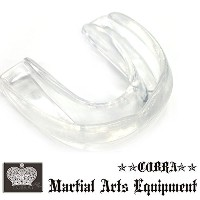 COBRA 薄型マウスピース(ケース付き)MOUTH GUARD CLEAR