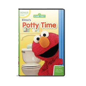 Elmo's Potty Time [DVD] [Import]