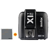Godox X1T-C送信機 2.4G TTL Wireless Remote Flash Trigger for Canon ワイヤレスリモコントリガー , CANON EOS シリーズホットシュー...