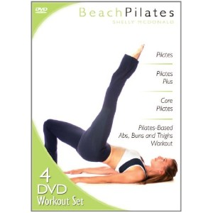 Beach Pilates [DVD] [Import]