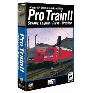 Pro Train 2: Microsoft Train Simulator Add-On (輸入版)