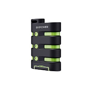 DXPOWER ARMOR 6000mAh モバイルバッテリー ポータブル充電器 iPhone & Android対応スマホチャージャー iPhone / iPad / Xperia /...
