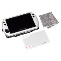 PSP Go Guard Kit - Silver (輸入版)