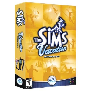 The Sims Vacation Expansion Pack (輸入版)