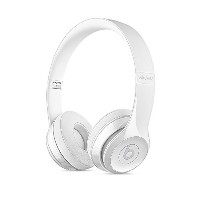 Beats by Dr.Dre Beats Solo3 Bluetoothヘッドホン 密閉型/オンイヤー ホワイト MNEP2PA/A 【国内正規品】