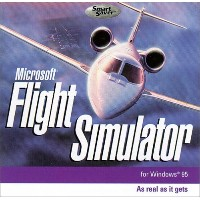 Microsoft Flight Simulator (Jewel Case) (輸入版)