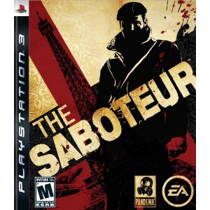 The Saboteur (輸入版:北米・アジア)