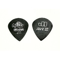 JIM DUNLOP 482R TORTEX PITCH BLACK JAZZ III SHARP 0.88×36枚 ピック