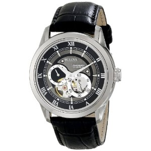 ブローバ Bulova Men's 96A135 BVA-SERIES 120 Automatic strap Watch [並行輸入品]