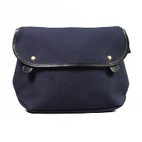 (ブレディ) BRADY AVON / NAVY BLACK LEATHER 1.NAVY_BLACK_LEATHER ONESIZE
