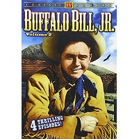 Buffalo Bill Jr 2: TV Series [DVD] [Import]
