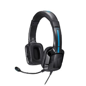 TRITTON Kama Stereo Headset Black カマ ステレオ ヘッドセット ブラック (MCS-KAM-SHS-BKZ) (PlayStation 4 / PlayStation...