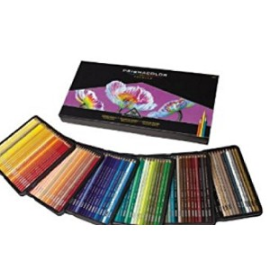 Prismacolor Premier Soft Core Colored Pencil, Set of 150 Assorted Colors (1800059) [並行輸入品]