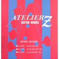 ATELIER Z N-3300 NICKEL WOUND BASS STRINGS エレキベース弦×3セット