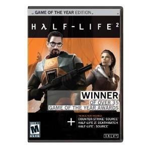 Half-Life 2: Game of the Year Edition (輸入版)