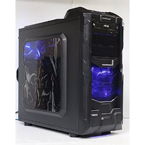 7世代 ゲーミングPC Core i7 7700K 4.20 Ghz/メモリーDDR4 16GB/SSD 240GB/HDD 2TB/GeForce GTX 1060 (6GB)/B250M...