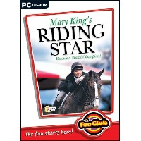 """Mary King""""s Riding Star: Become a World Champion! (輸入版)"""