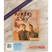 """Knights of the Sky (PC - 3.5"""" diskette) (輸入版)"""