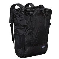 [パタゴニア] patagonia Lightweight Travel Tote Pack 22L 48808 Black (BLK)