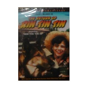 The Return Of Rin Tin Tin [Slim Case]