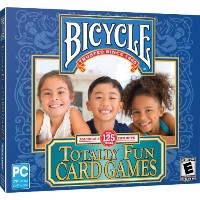 Bicycle Totally Cool Card Games (Jewel Case) (輸入版)