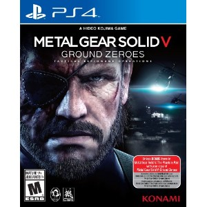 Metal Gear Solid V Ground Zeroes (輸入版:北米) - PS4