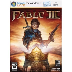 Fable 3 PC Win32 English DVD Case DVD (輸入版)
