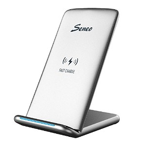 Seneo Qi急速ワイヤレス充電器 Quick Charge 2.0 ワイヤレスチャージャー Galaxy Note 5, Galaxy S6 Edge+, Galaxy S7, Galaxy...