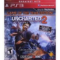 UNCHARTED 2: Among Thieves - Game of The Year Edition - Playstation 3[a popular [low-priced]...