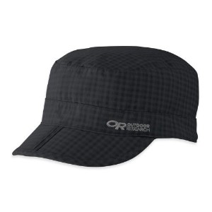 OUTDOOR RESEARCH(アウトドアリサーチ) Radar Pocket Cap BlackCheck Mサイズ