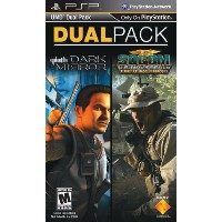 SOCOM: U.S. Navy SEALs Fireteam Bravo and Syphon Filter: Dark Mirror PSP UMD Dual Pack (輸入版)