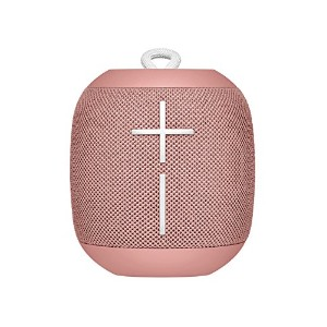 Ultimate Ears Bluetooth スピーカー UE WONDERBOOM ワンダーブーム 防水 ワイヤレススピーカー (CASHMERE ピンク) 国内正規品 WS650PK