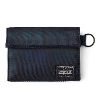 (ヘッド・ポーター) HEAD PORTER | HIGHLAND | WALLET (M) GREEN