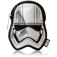 Star Wars: The Force Awakens Captain Phasma Embossed Coin Bag