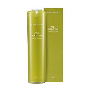 NATURE REPUBLIC ネイチャーリパブリック セルブースティング・エセンシャル・トナー120ml (cell boosting essential skin) 海外直送品