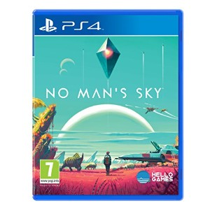 No Man's Sky (PS4) 輸入盤