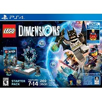 LEGO Dimensions Super-Girl Starter Pack (PS4)(輸入盤)