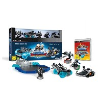 Skylanders SuperChargers: Starter Pack. Dark Edition (PlayStation 3)