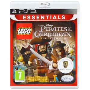 LEGO Pirates of the Caribbean (PS3) (輸入版)