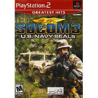SOCOM 3 U.S. Navy Seals (輸入版: 北米)