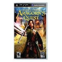 Lord of Rings: Aragorns Quest (輸入版:北米) PSP