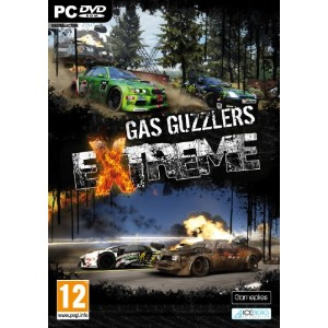 Gas Guzzlers Extreme (PC DVD) (輸入版)