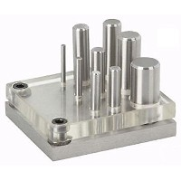 TruePower 02-0444 Punch & Die Set, 9 Piece [並行輸入品]